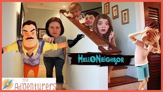 Hello Neighbor That YouTub3 Family I The Adventurers