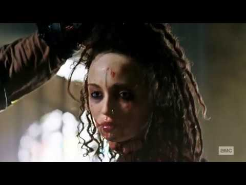 Download INTO THE BADLANDS---PILGRIM FIGHTS NIX AND KILLS HER THEN CUTS OFF HER HEAD---HD