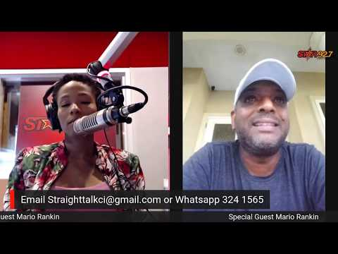 Straight Talk with guest Mario Rankin