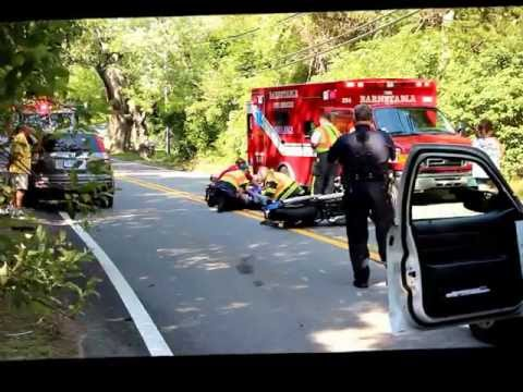 Raw footage motorcycle vs honda crv mva 6a bwb