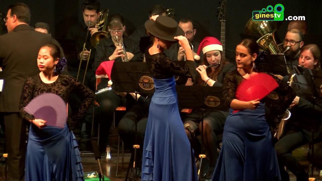 La Banda Municipal de Música ofreció un Concierto de Navidad de primer nivel