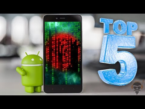 Top 5 Best Android Antivirus Apps 2019