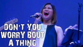 KATRINA VELARDE - Don't You Worry Bout A Thing (The MusicHall Metrowalk   April 11, 2018) #HD720p Video
