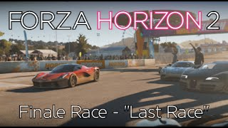 "Forza Horizon 2 - Finale Race - ""Last Race"" in the Game"