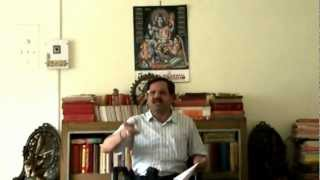 "Dr P K Samantaray singing "" Hey Sarada Ma "" Bhajan part 1"