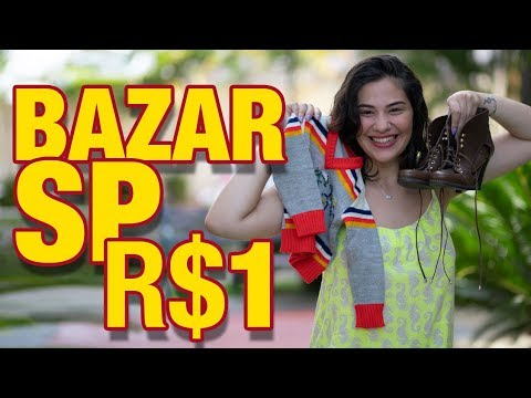BAZAR DE IGREJA EM SÃO PAULO: A PARTIR DE R$1!