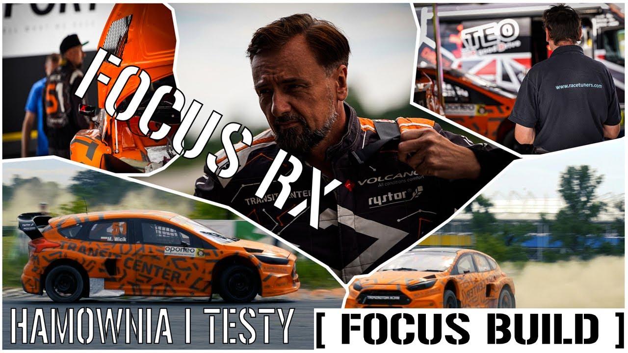 Focus RX hamownia i testy