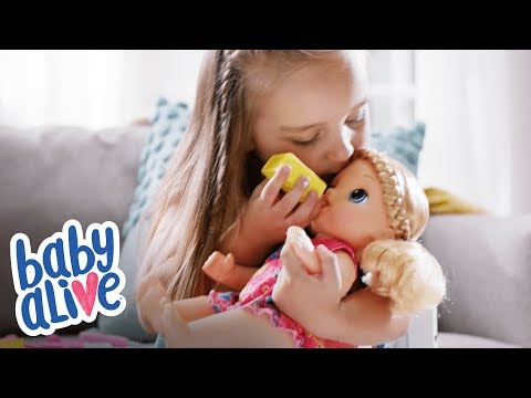 Baby Alive - 'Sweet Tears Baby' Official TV Commercial