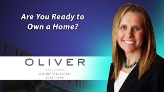 Programs for First-Time Homebuyers - Truckee Real Estate Agent
