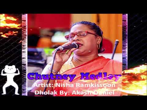Nisha Ramkissoon - Chutney Medley (2019 Chutney)