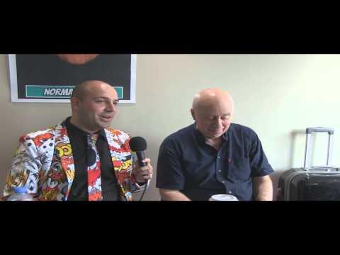 Dan Maddox Interview With Norman Lovett