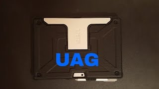 UAG MICROSOFT SURFACE PRO 4 CASE REVIEW