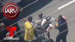 Cacería humana para atrapar a hombre que mató a su padre y hermano | Al Rojo Vivo | Telemundo