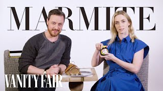 Emily Blunt and James McAvoy Explain a Typical British Day | Vanity Fair
