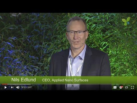 ECO16 London: Nils Edlund Applied Nano Surfaces