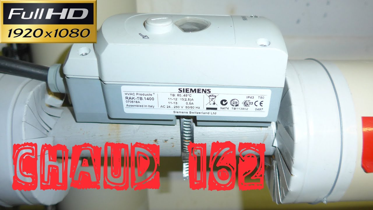 chaud162 probl me avec le thermostat de surchauffe d 39 un. Black Bedroom Furniture Sets. Home Design Ideas
