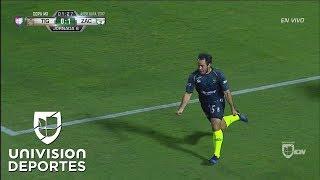 Zacatepec madruga y ya le gana a Tigres 1-0
