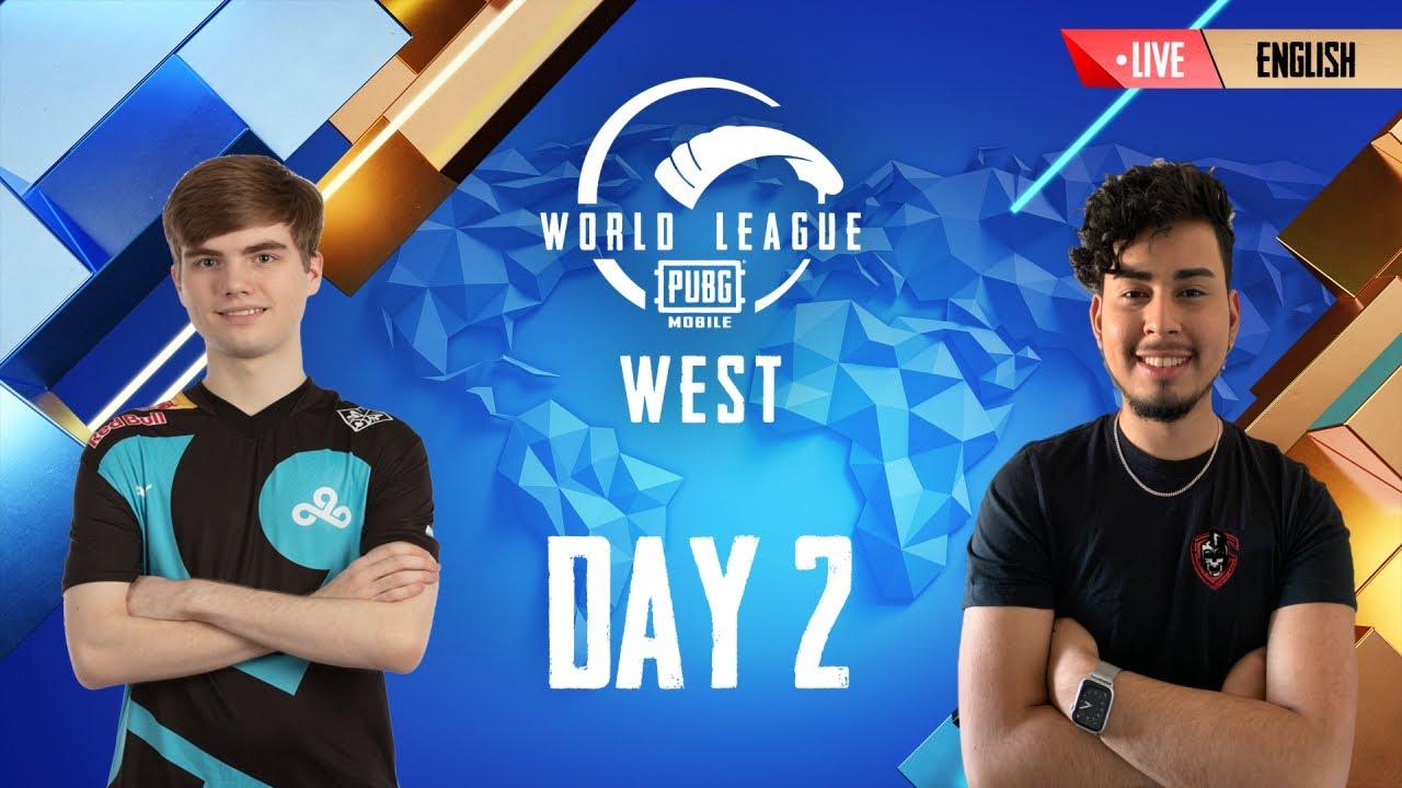 [EN] PMWL WEST - Opening Weekend   Day 2   PUBG MOBILE World League Season Zero (2020)