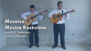 MOSAICO DE MUSICA ROCKOLERA   LUIS ARMANDO EL ROCKOLERO