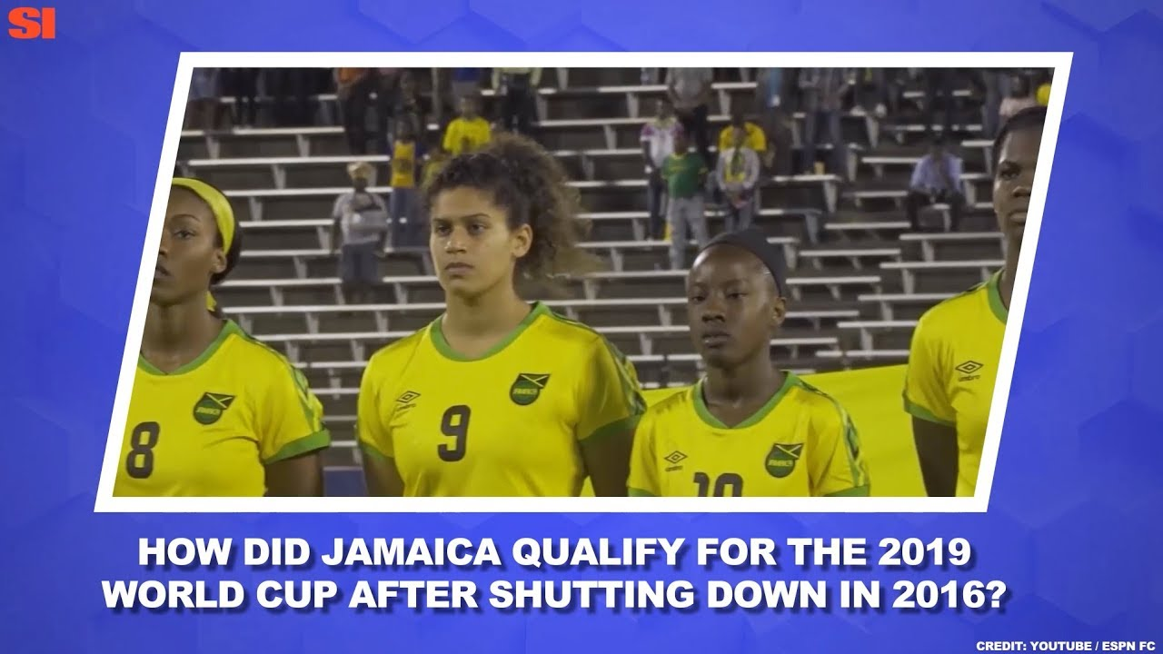 How the Reggae Girlz Reached the Women's World Cup | Women's World Cup Daily