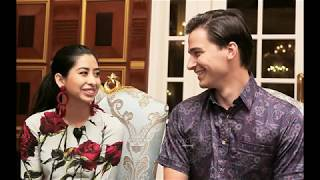 Принцесса Малайзии Амина вышла замуж за голландского футболиста