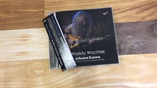 WADDY WACHTEL 『Unfinished Business -demos, Private Recordings And Rarities-』 2019年4月26日発売 https://merurido.jp/item.php?ky=VSCD3962 数々の未 ...