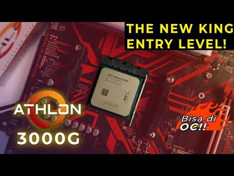 RAJANYA Processor MURAH!   Review ATHLON 3000G Processor Kencang dan Terjangkau