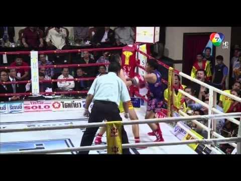 น้ำเพชร ก่อเกียรติยิม vs กานดา ป.เมืองเพชร  Nampetch Kwanjaisrikod vs Kanda Por Muangpetch