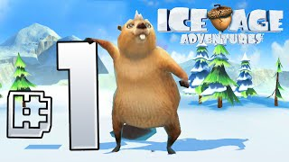 Ice Age Adventures - Ep1 - Saving the Beaver!