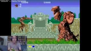 Oh oh, I love her so (Lets play Altered Beast: Lvl 1)