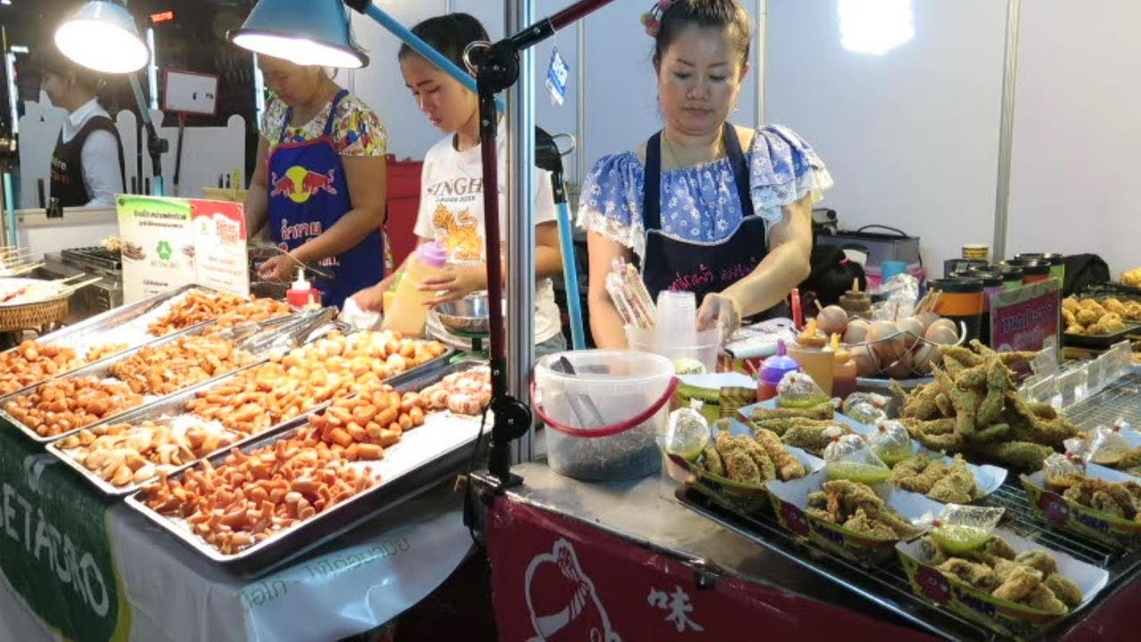 Image result for Bangkok street food