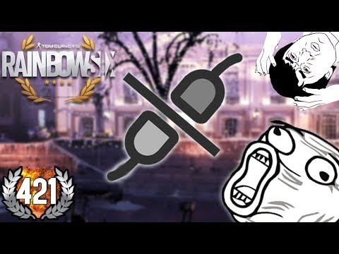 Marvin disconnected einfach & lucky Blitz kill! | RAINBOW SIX: SIEGE