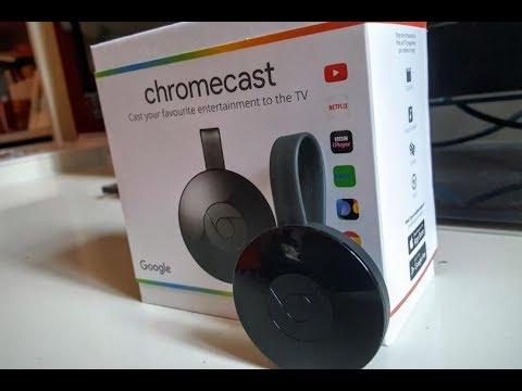 Chromecast Google   Excelente para uso do IPTV, PLEX, Netflix e outros