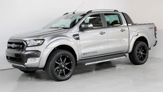 """Ford Ranger Wildtrak Facelift with Flares and 20"""" alloys - www.teamhutchinsonford.com"""