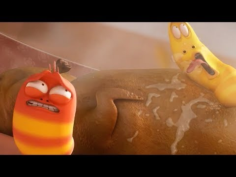 LARVA - YELLOW CHICKEN | Cartoons For Children | Larva Cartoon | Mini cartoon Movie | LARVA Official