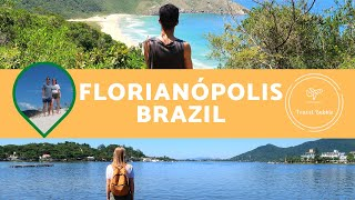 The Best Place to Visit in Southern Brazil? | Florianópolis VLOG