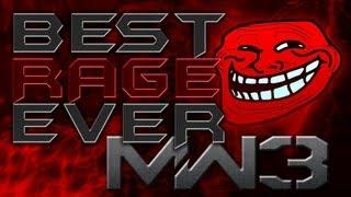 ANGRIEST MODERN WARFARE 3 PLAYER EVER!
