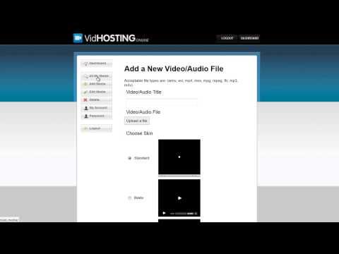 Video Hosting Service IMtoolsuite