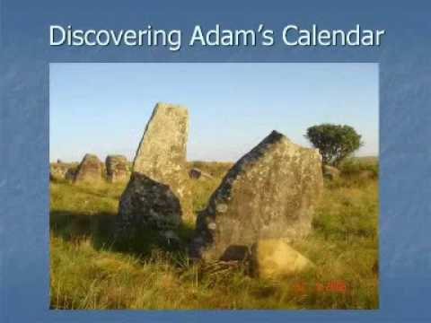 Adam's Calendar Short Slide Show