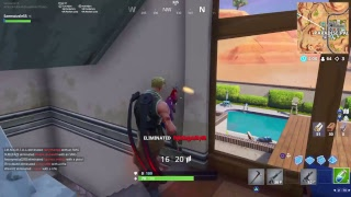Fortnite live Console Tfue right here