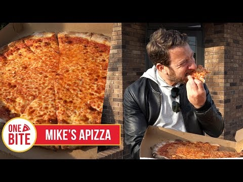 Barstool Pizza Review - Mike's Apizza and Restaurant (West Haven,CT)