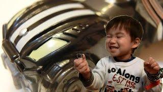 ガシャポン なりきり仮面ライダードライブ2 シフトカー タイプワイルド チェイサー バイラルコアGETしたのでみてみようd(*^ ^*) ゆうとん 2歳 thumbnail