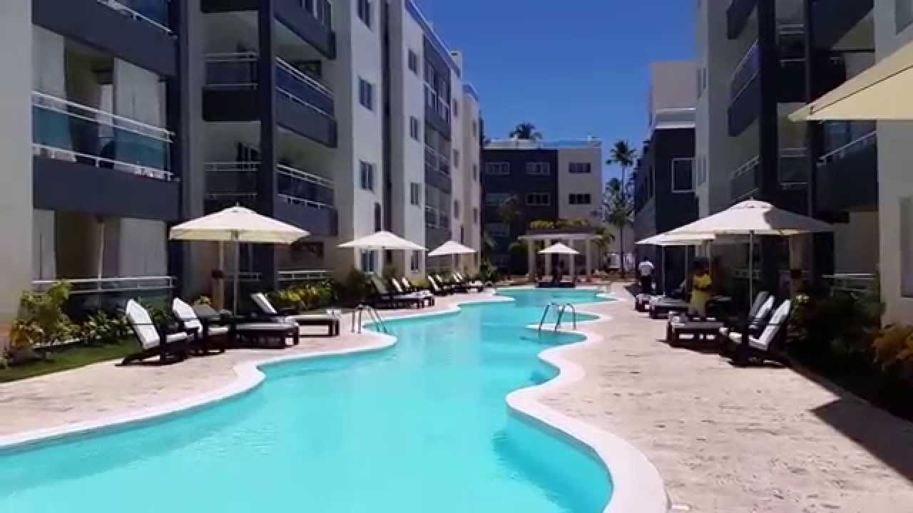 Presidential Suites Lifestyle Punta Cana Pool - YouTube