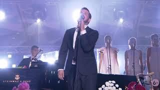 Смотреть видео Интарс Бусулис - Концерт 6 марта / Москва / @Vegas City Hall онлайн