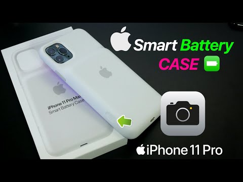 Photo of Apple's New Smart Battery Case for iPhone 11 – What's New? – شركة ابل