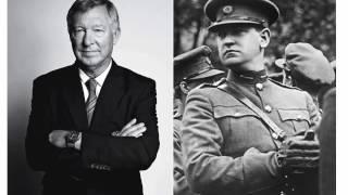 Alex Ferguson on Michael Collins & Irish history