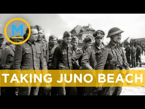 How Canadian Troops Took Juno Beach On D-Day And Helped Win WW2 | Your Morning