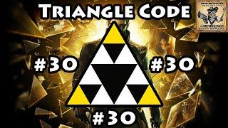 Deus Ex Mankind Divided - Triangle Code 30 Location