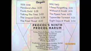 Procol Harum - Procol` s Ninth. (full album)