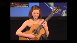 Asturias played by Wiktoria Szubelakday - Guitar  - piano.edu.vn